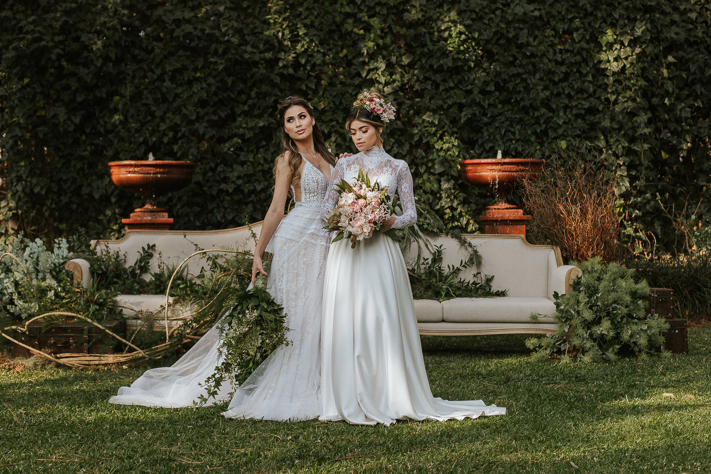 Editorial Dreams Wedding - Beleza Natural das Noivas